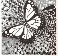 求黑白装饰画图片,植物 动物 风景 人物.复杂程度中等,交作业的图片