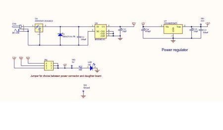 stm32开发板电源供电问题:大多开发板即可外接电源供电,也可不用外接