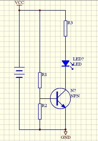 2v电量显示电路图啊,不能有单机
