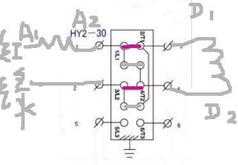 有谁知道电动车三轮车串励电机的接线方法进来看下!