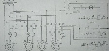 电路 电路图 电子 原理图 450_212