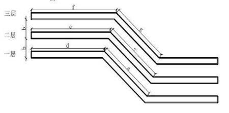 线槽高低让弯做法图解