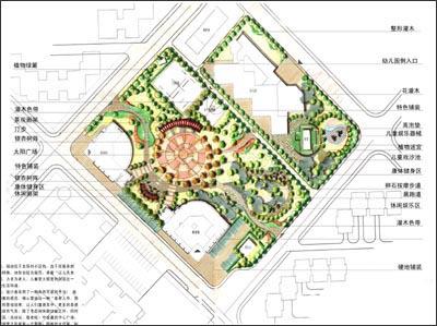 太阳宫公园的平面图?急急急