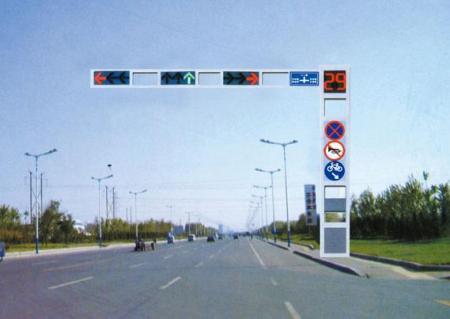 3,虽然是圆形信号灯,但带有禁止右转标志或者红灯禁止右转指示的,也