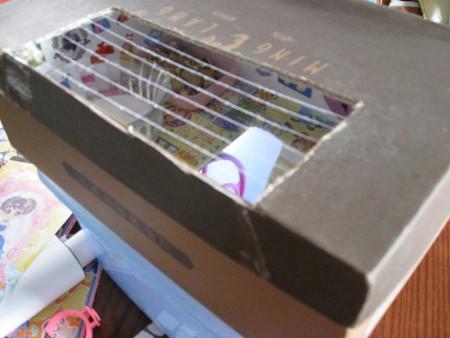 仓鼠屋子手工制作纸箱