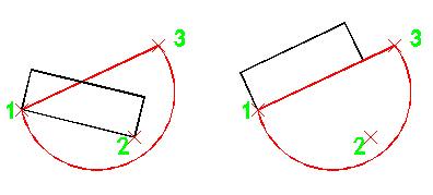 CAD中将一个块对齐于一条叶轮上_突袭网直线叶片cad测绘