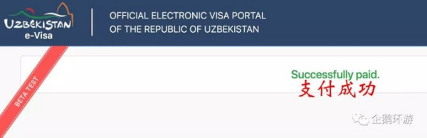 乌兹别克斯坦签签证怎么办理(图32)
