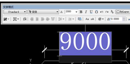 一次性所有cad图中删掉标注cad块制作动态中图片