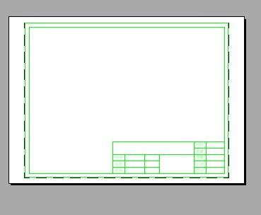急求CADA4图纸带模版栏图纸_v图纸网-提供留设计软件十字绣标题网页版图片