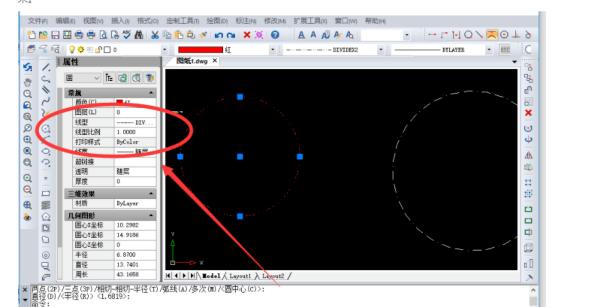 CAD空间线型不同图标视口中的比例比例不同cad大小布局改变图片