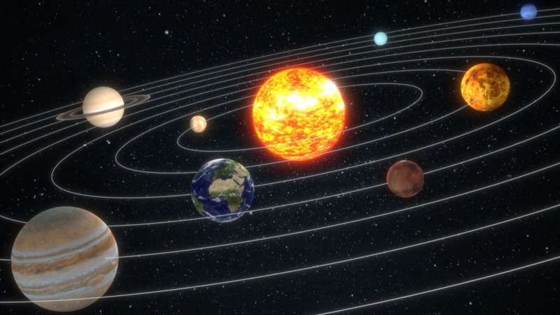行星最终会脱离太阳,还是撞上太阳?的头图