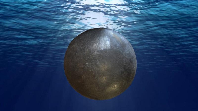 如果把1吨铁球扔到海里,它的下沉速度会一直加速还是会变匀速?