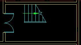 首层顶层楼梯画法_cad楼梯首层,中间层,顶层各怎么画?