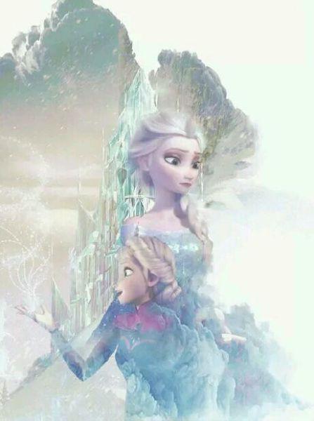 10张冰雪奇缘艾莎图片