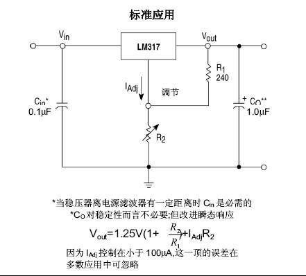输出电压3~12v可调式直流稳压电源的设计电路图?