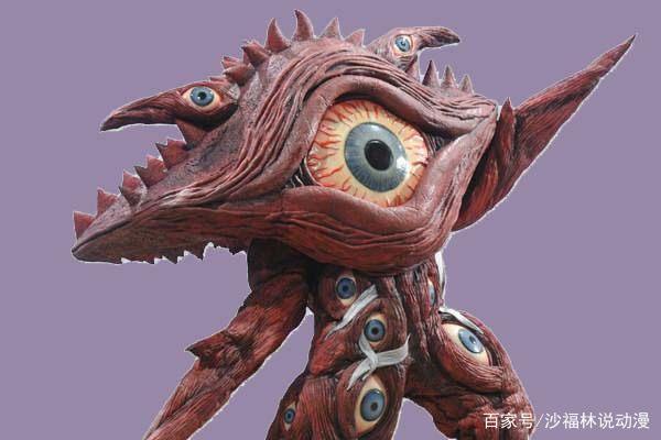兽逼导航电影_盘点《奥特曼》中最丑的怪兽,第一位的脑洞真不是一般的大