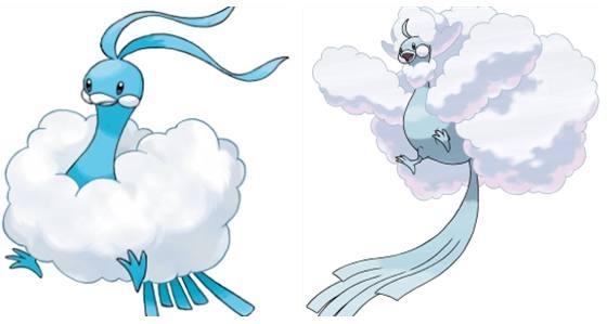 盘点神奇宝贝中能超级进化的五大飞行系精灵,你都认识吗?