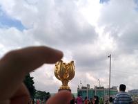 金紫荆广场图片,游玩图片