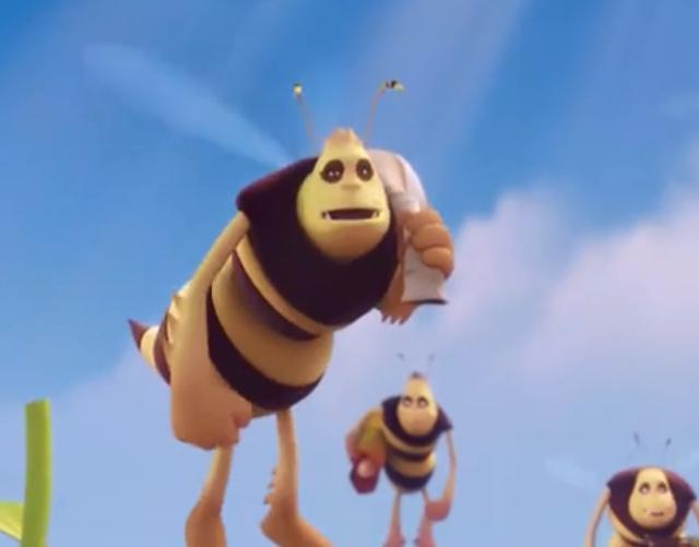周末和蜜蜂最适合看的亲子教育电影,《玛雅新生历险记七分雪蜗牛孩子醒肤水紧致吗图片