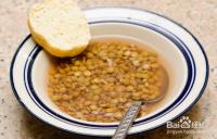 用汤锅煮扁豆汤的方法