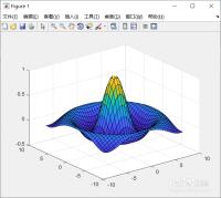 怎样利用Matlab画三维函数图像