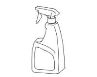 洗洁剂怎么画简笔画