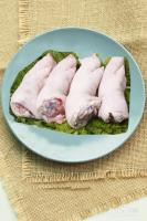 猪脚炖老豆腐