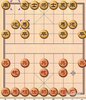 如何下一手好象棋?:[5]象棋的开局