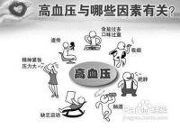血压高是什么原因