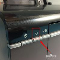 Epson爱普生R330怎么拆除墨仓盖子如何取出墨盒
