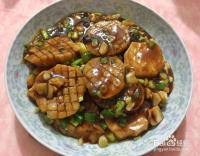 家常菜红烧杏鲍菇怎么做