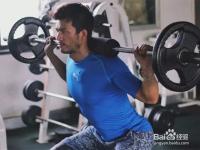 怎样进行负重训练与健美