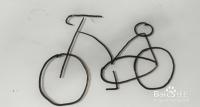 简笔画——怎么画简笔画自行车