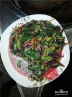 怎么做简单的家常菜炒苋菜