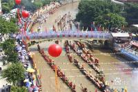 你知道广州端午节扒龙舟有哪些仪式吗