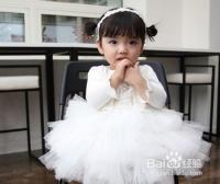 女童刘海短怎么扎丸子头
