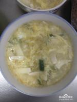 家庭版清淡豆腐汤的做法?