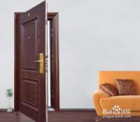 新房配套防盗门的改造升级方法