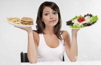 为了减肥单吃一种食物,正确吗?