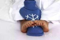 睡觉的时候脚冷是怎么回事?