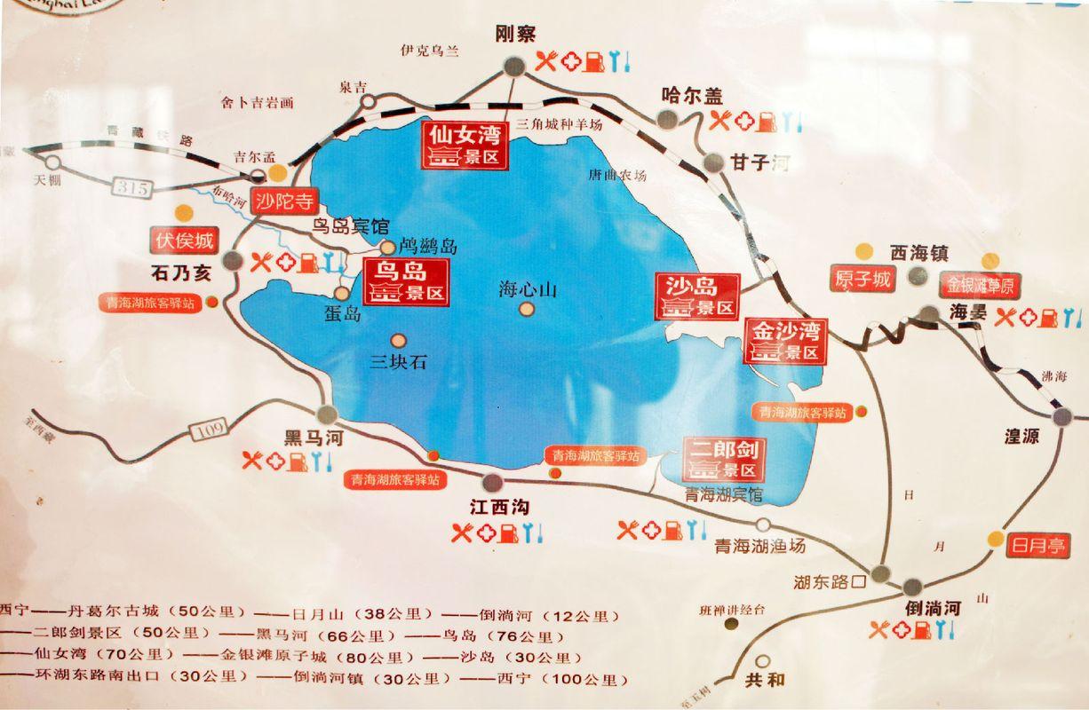 环湖地图,湖南湖北风景各异图片