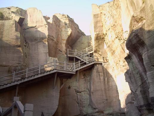 双合石壁_景点相册_百度旅游
