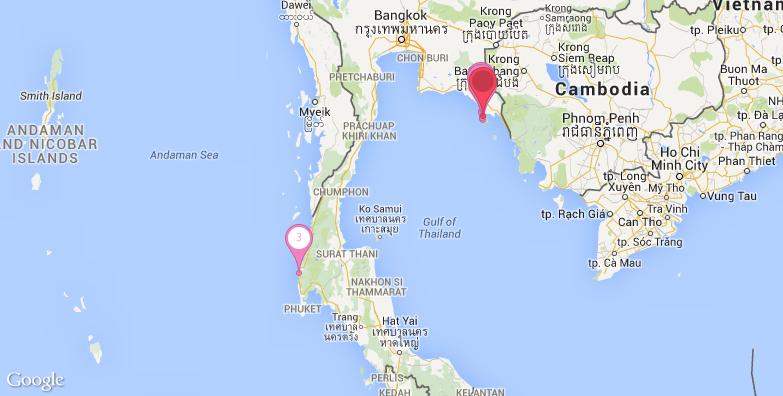2016最新象岛旅游地图