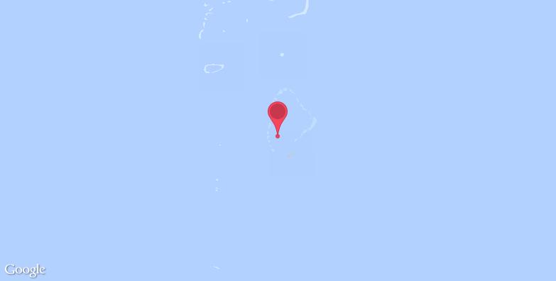 2016最新瓦宾法鲁岛旅游地图