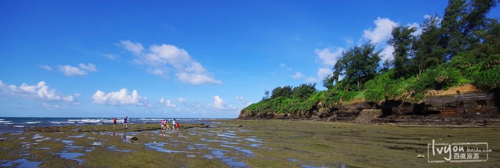 石螺口海滩_景点相册_百度旅游