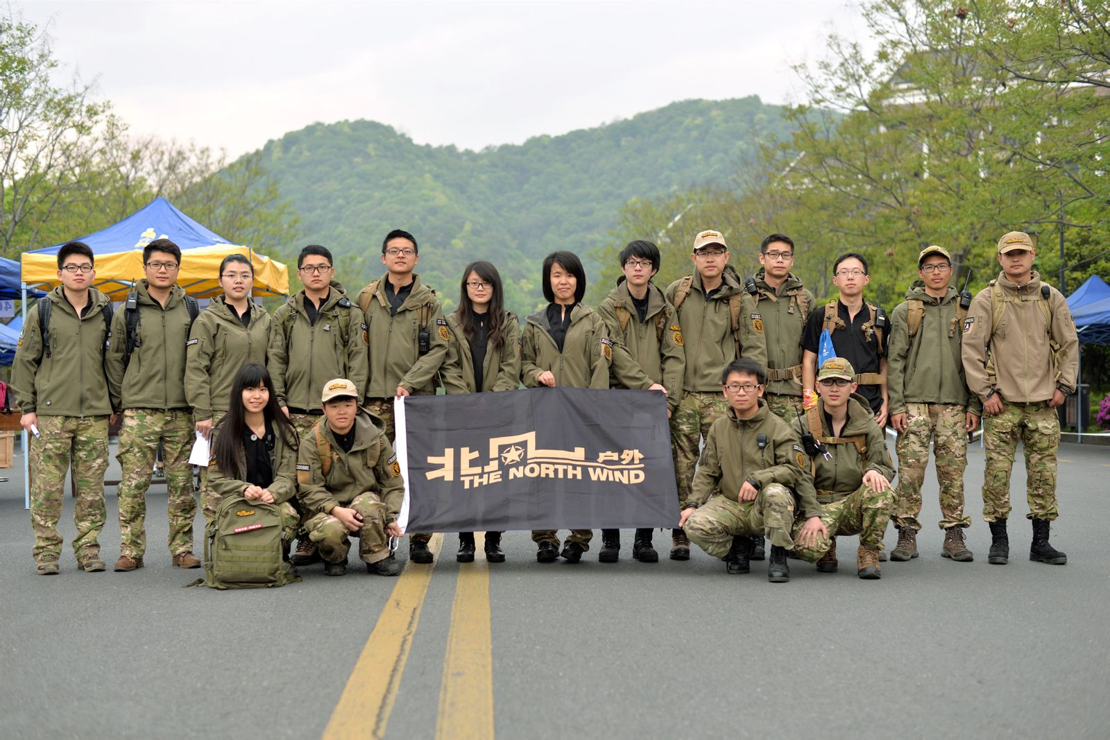 午潮山国家森林公园