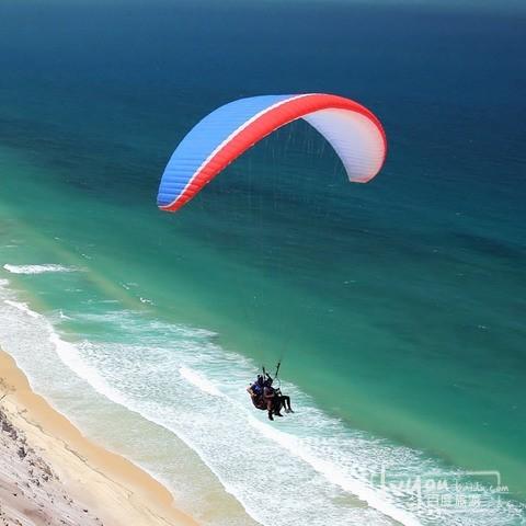 翱翔高空-巴厘岛滑翔伞攻略