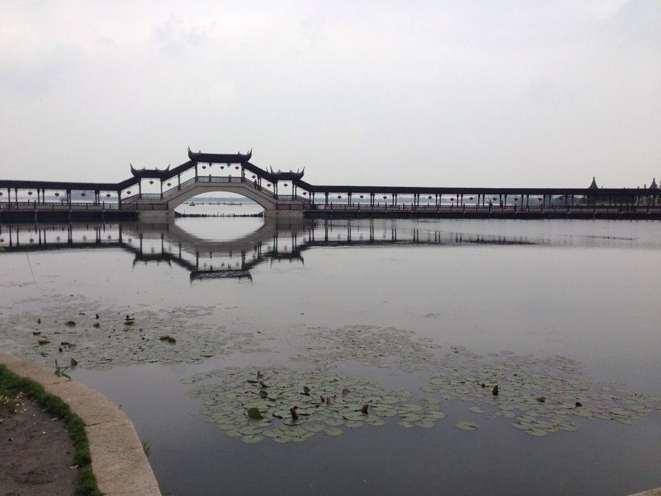 锦溪—一个味道好,风景美的古镇