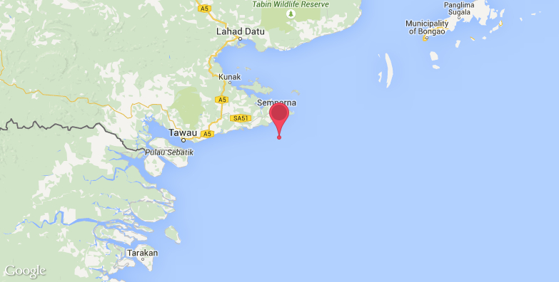2016最新马布岛旅游地图