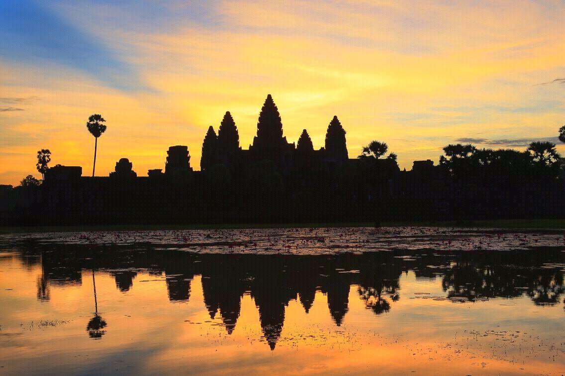 柬埔寨,暹粒,吴哥_旅行画册旅行图片_百度旅游